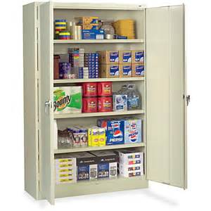 tennsco putty jumbo storage cabinet by office depot