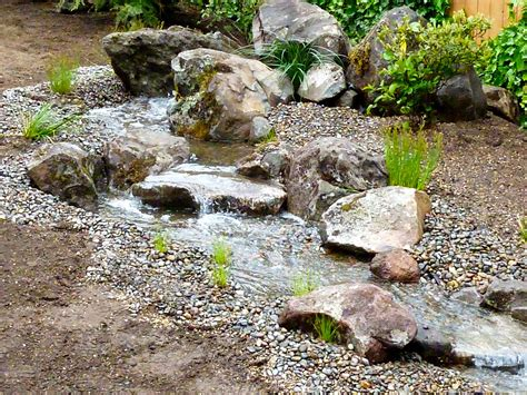 pondless stream creative landscapes inc