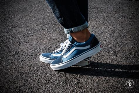 Jual Vans Skool Navy Blue vans skool navy vn000d3hnvy