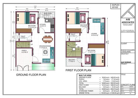 Home Design Plan House Plan Design Planning Houses House Plans 38431