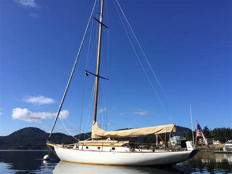 john alden boats for sale 1941 classic john alden cutter sloop sail boat for sale