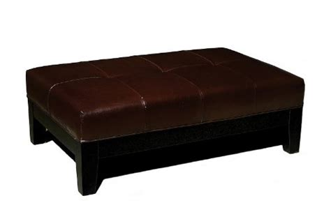 extra large black ottoman wholesale interiors baxton studio black low leather