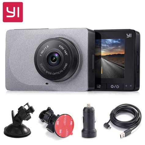 Xiaomi Yi Smart Mode Vision Edition international edition xiaomi yi smart car dvr 165 degree