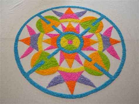 rangoli themes list 9 simple rangoli design by gowri savoor image