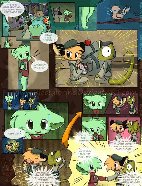 sweet comic sweet lullaby f story page 2 by rikosakari on deviantart