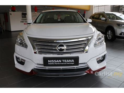 All New Nissan Teana 2018 by Nissan Teana 2018 Xv 2 5 In Penang Automatic Sedan White