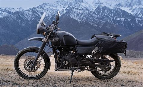 2016 Royal Enfield Himalayan Revealed