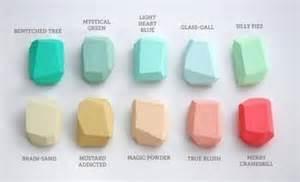 colors that makes you happy pastel color palettes idea