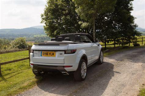 range rover who makes range rover s evoque convertible makes top luxury