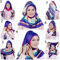 Segi 4 Monalisa Wolvis how to wear mona kuwaiti hijabs my muslim style hijabs scarves and sporty