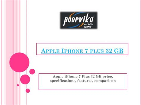 apple iphone    gb price specifications features comparison powerpoint