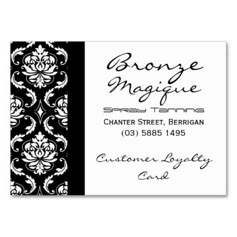customer loyalty card template 1000 images about damask business card templates on
