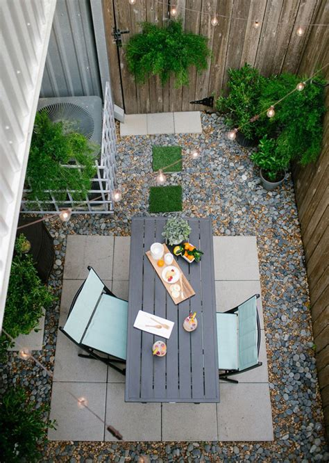 Patio Ideas For Small Backyard Diy Small Backyard Ideas