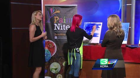 paint nite ques bar local bars host paint nite