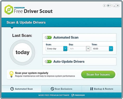 best free driver updater for windows 7 5 best free driver updater tools for windows 10 8 7
