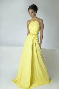 yellow evening dresses 2011 the most beautiful european