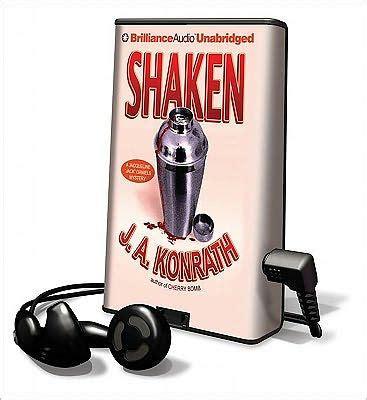 """Shaken (Jacqueline """"Jack"""" Daniels Series #7) by J. A ... J.a. Konrath Jack Daniels Series"""