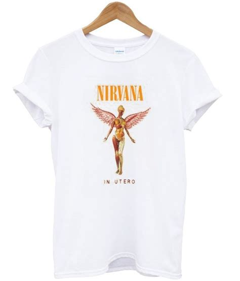 tshirt nirvana in utero diskon nirvana in utero t shirt stylecotton