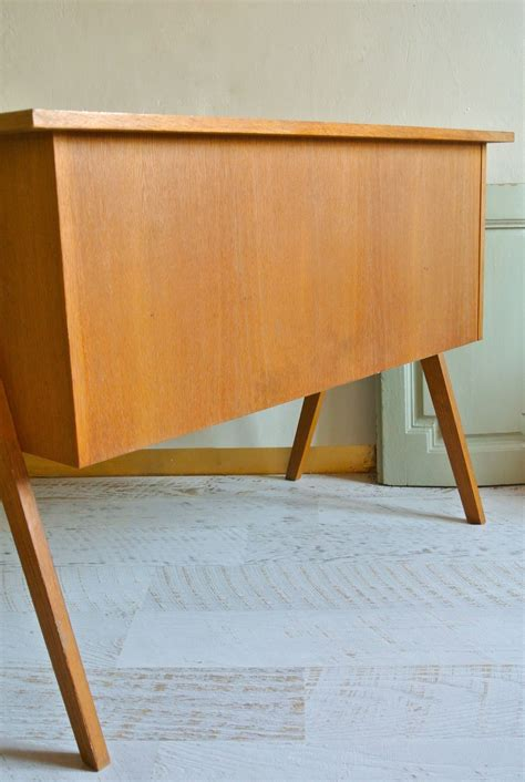Slavia Vintage Mobilier Vintage Bureau Moderniste Bureau ã E 50