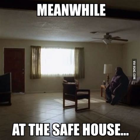 Huell Meme - breaking bad what happened to saul s right hand man