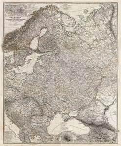 composite ost europa norwegen schweden russland kaukasien turkei stieler adolf 1875