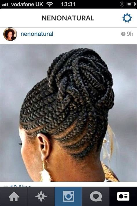 pin up braid styles african american braided updo haircuts makeup and eyes pinterest