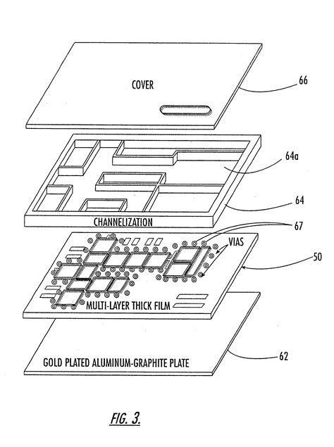 microwave monolithic integrated circuits patent us6716677 microwave monolithic integrated circuit package patents