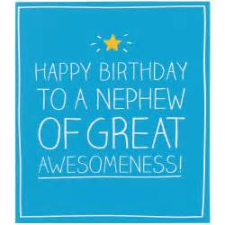 why not wish your nephew a happy birthday with this lovely card from happy jackson description