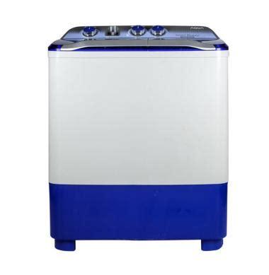 Aqua Mesin Cuci 9 Kg Aqw 97d H mesin cuci jual mesin cuci samsung lg dll harga murah