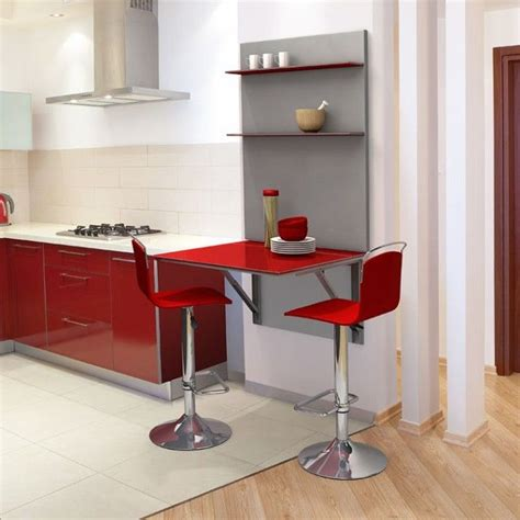 mesas  cocinas pequenas casa pinterest mesas