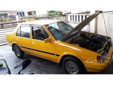 1984 toyota le toyota corolla 1984 le 1 3 in perak manual sedan yellow