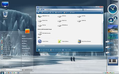 windowblinds theme windows interface clear glass vista final by sagorpirbd on deviantart