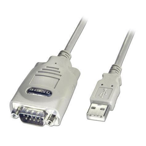 Usb Converter usb to serial adapter 9 way rs 422 1m from lindy uk