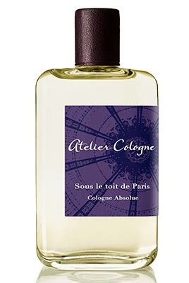best cologne for african american men sous le toit de paris atelier cologne perfume a