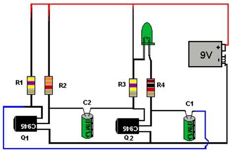 transistor c945 para que sirve secuenciador leds simple oscilador simple un recuerdo taringa