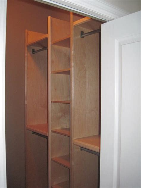 Built In Wardrobe Organiser How To Build A Closet Organizerconfession Built In Closet