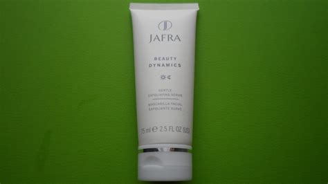 Scrub Jafra review jafra dynamics gentle exfoliating scrub