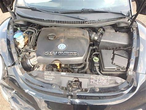 2001 05 volkswagen beetle 1 8 liter turbo gasoline awv