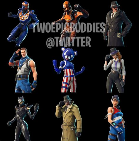 fortnite leaked skins new leaked fortnite skins cosmetics found in v4 5