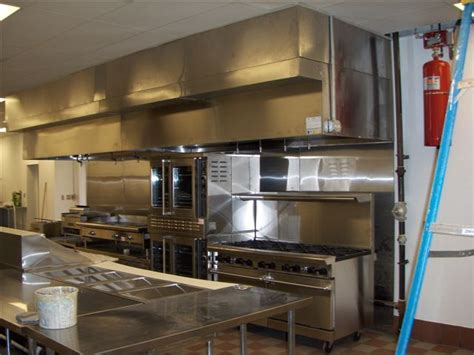 commercial kitchen hood design commercial kitchen hood 360 commercial cleaning overland