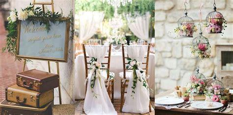 decorazioni per tavoli matrimonio decorazioni per il matrimonio shabby chic fai da te e