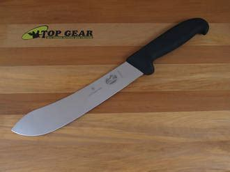 victorinox kitchen knives canada victorinox fibrox butchers knife with wide tip 20 cm 5 7403 20