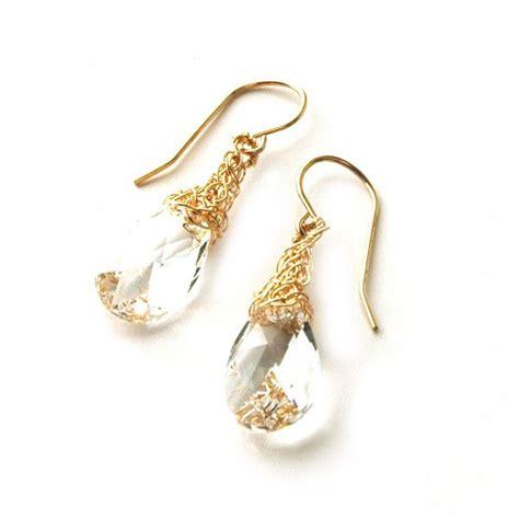 12 best wire crochet dangle earrings images on