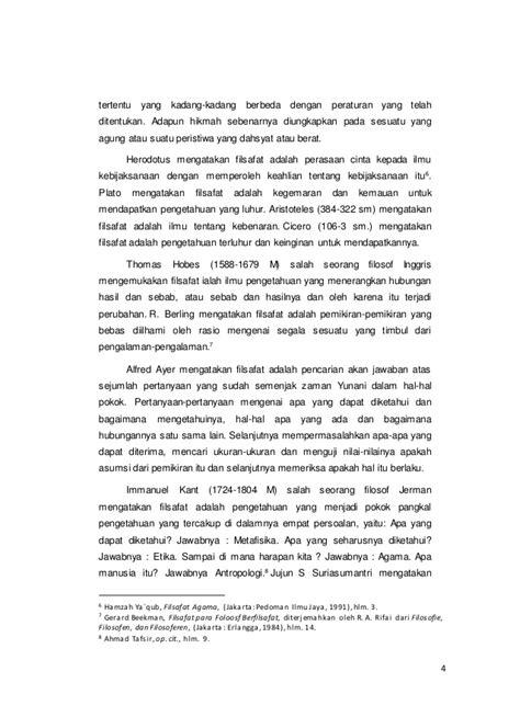 Sari Sejarah Filsafat Barat Harun Hadiwijono filsafat dan agama persamaan dan perbedaannya