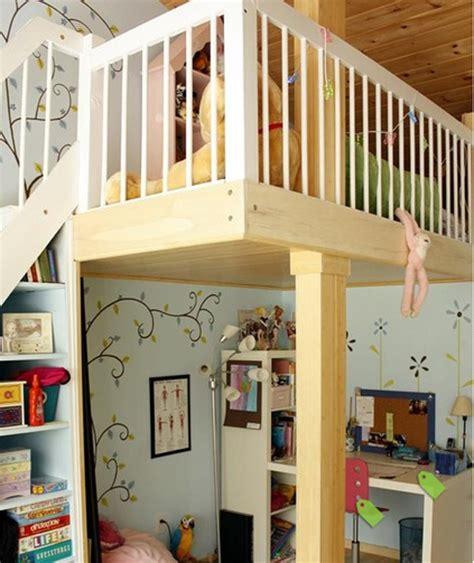 King Size Beds Za Un Altillo En La Habitaci 243 N Infantil Pequeocio