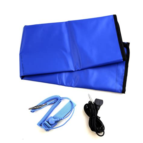 Anti Static Mat And Wrist by Anti Static Esd Mat Kit With Wrist And A Grounding Cord