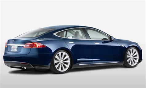 Tesla S 2013 2013 Tesla Model S Unveiled Machinespider