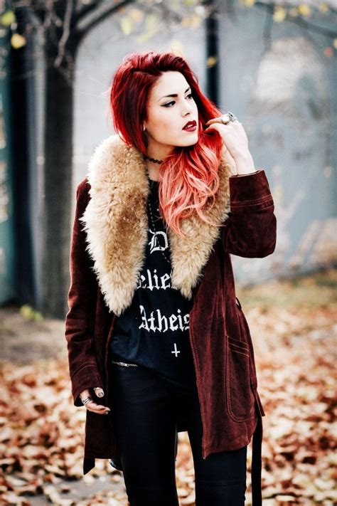 le happy red hair le happy