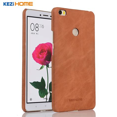 Casing Cover Hp Anticrack Xiaomi Mi Max 2 6 44 Anticrack Soft xiaomi mi max 2 kezihome frosted genuine leather back cover for xiaomi mi max xiaomi