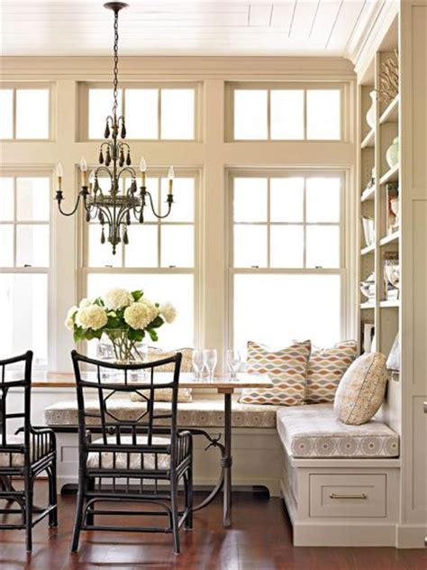 banquette breakfast nook breakfast room banquettes